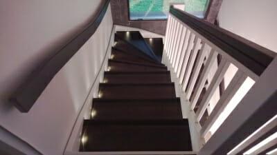 portaat valoilla